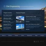 桥梁工程公司网页
