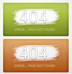 网站404网页界面