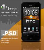 HTC手机ui设计