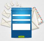 电子邮箱编辑框