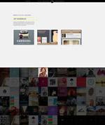 网页图片墙