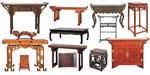 古典家具案台