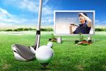 高尔夫球场形象