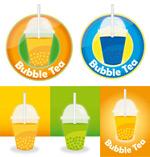 珍珠奶茶logo