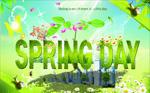 房产春季海报