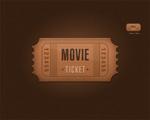 电影票ui设计