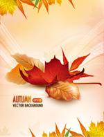 创意秋冬商场广告