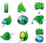 科技环保图标