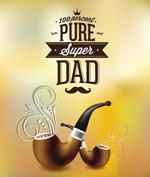 父亲节烟斗