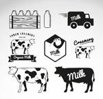 牛奶和奶牛