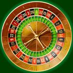 赌场轮盘矢量