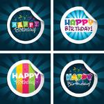 生日祝福标签