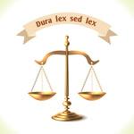 法律天平矢量