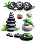 spa鹅卵石