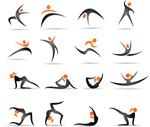 体操动作演示图