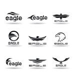 雄鹰标志设计
