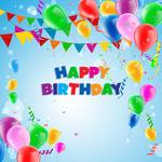 生日庆祝元素