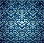 古典花纹底纹