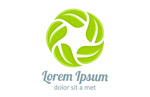 绿色环保能源商标