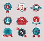 大学校园标志