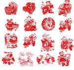 传统剪纸艺术