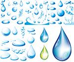 漂亮的水元素图片