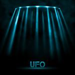 科幻UFO背景