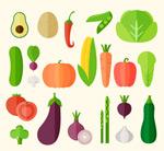 扁平化蔬菜