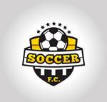 足球队标志矢量