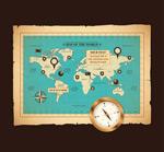 地图和指南针
