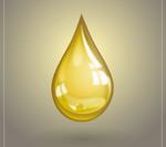 橄榄油滴矢量