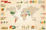 欧式世界地图
