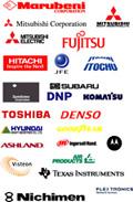 日本企业logo