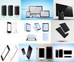 智能手机电子设备