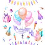 生日派对元素