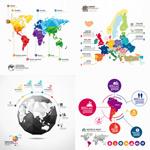 世界地图板块