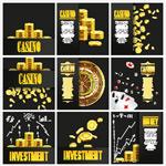 时尚金币与赌博