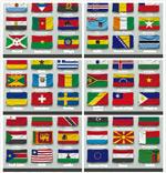 国际旗帜旗面