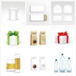 空白产品包装盒