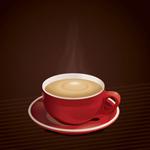 精致咖啡杯