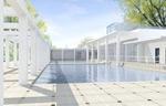 游泳池模型