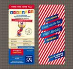 小丑生日主题门票