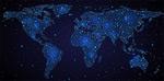 梦幻世界地图背景