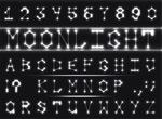 月光字母与符号