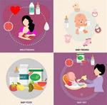 婴儿护理插图
