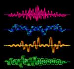 声波均衡器波纹