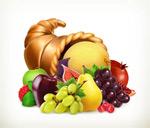 蔬菜水果面包