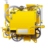 工业机械部件