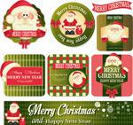 圣诞老人卡片
