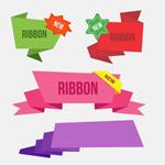 彩色纸质丝带